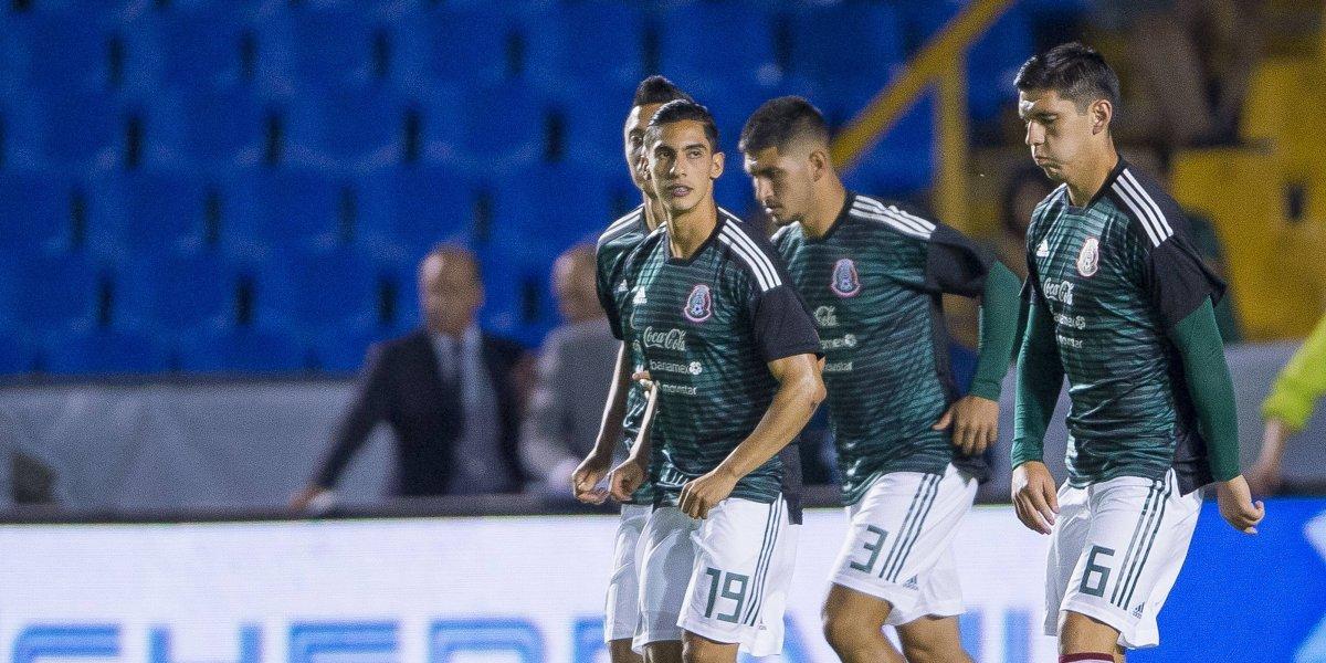 Afición regia no llena el 'Volcán' para partido del Tri ante Costa Rica