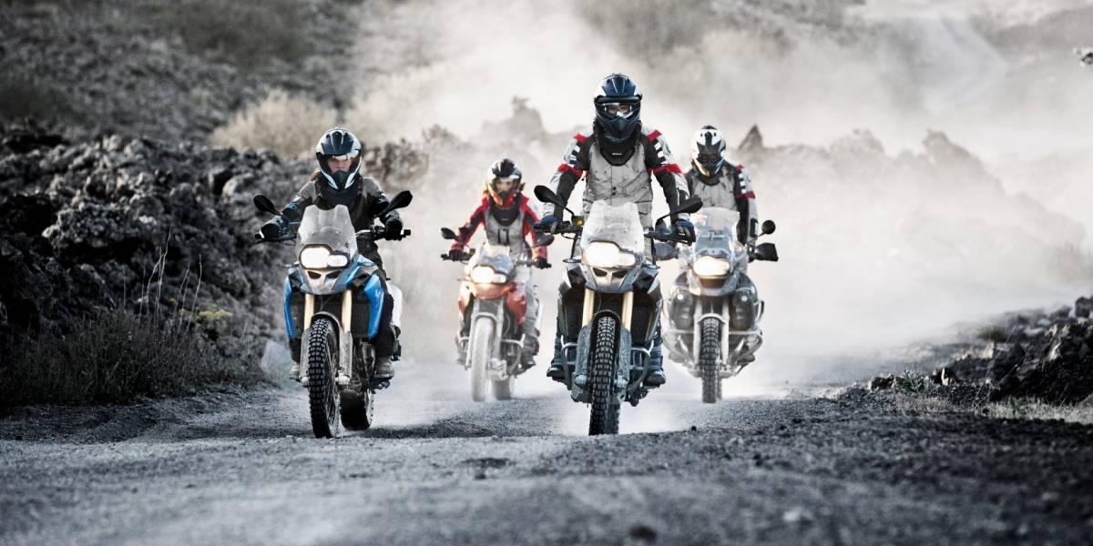 A fines de noviembre se celebra el BMW Motorrad Day