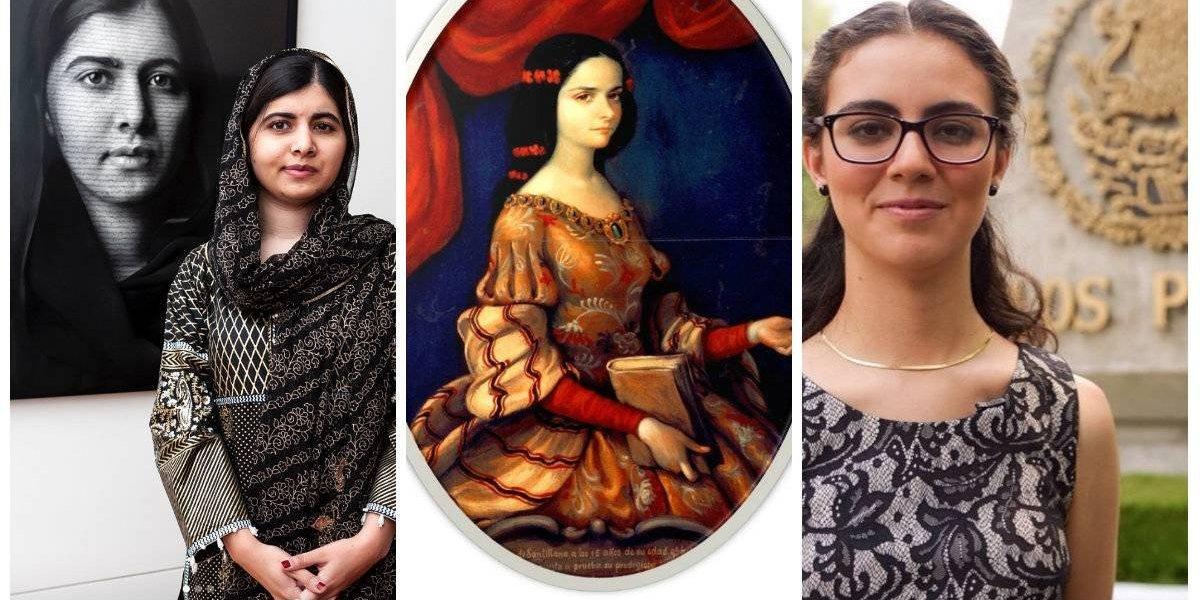 5 niñas brillantes que han hecho historia, Día Internacional de la Niña