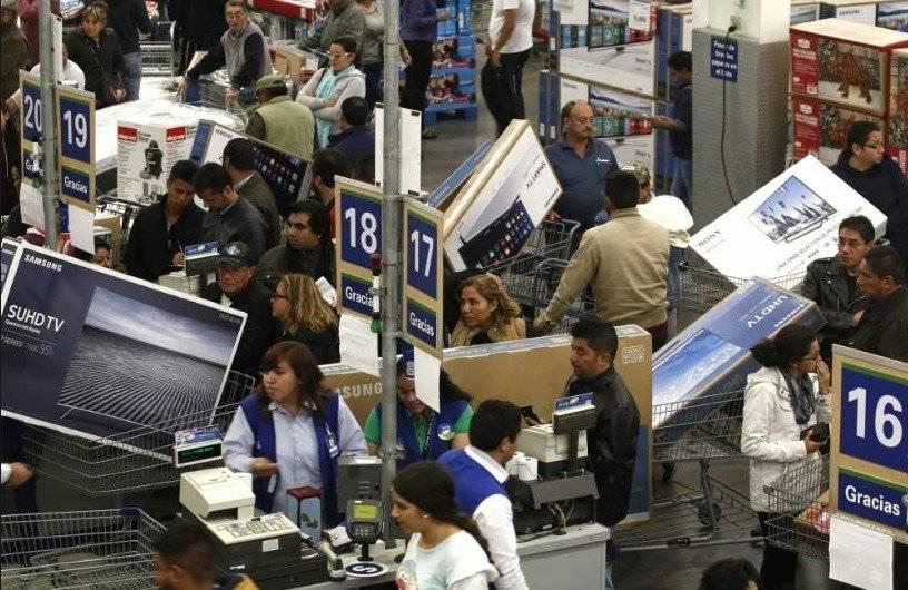 La pantallas, electrodomésticos, celulares y viajes son los productos más solicitados durante las ediciones del Buen Fin / Cuartoscuro
