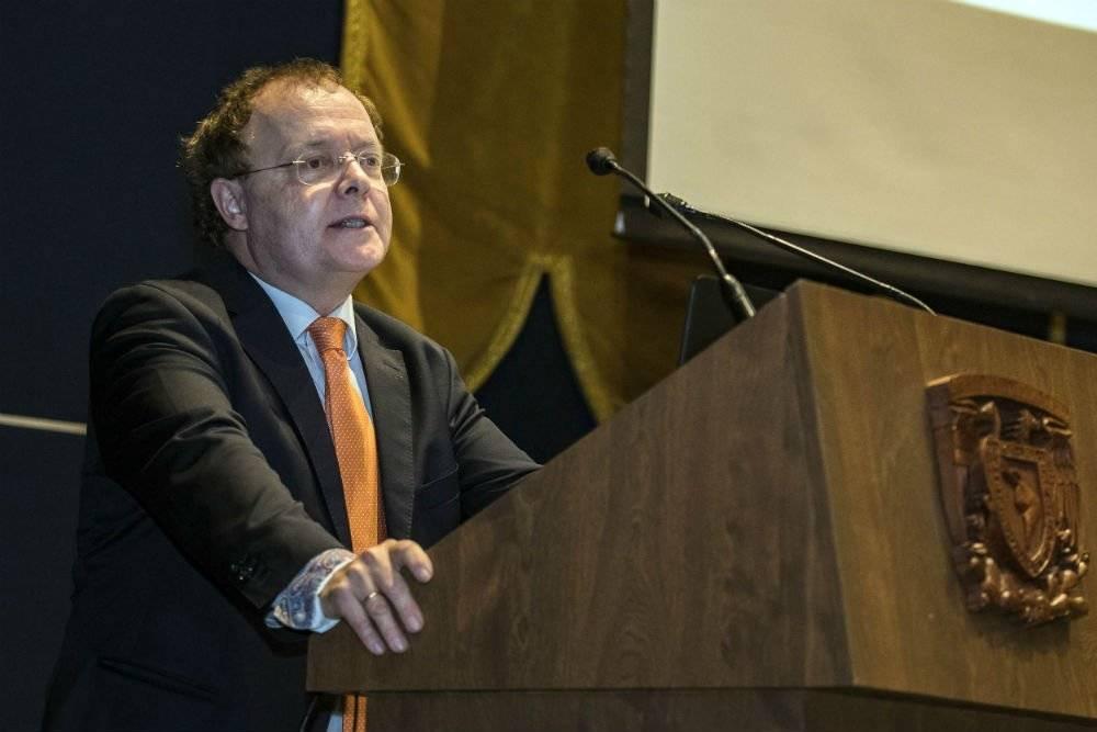 Peter Lewisch, profesor de la Facultad de Derecho de la Universidad de Viena, Austria Foto: Cortesía