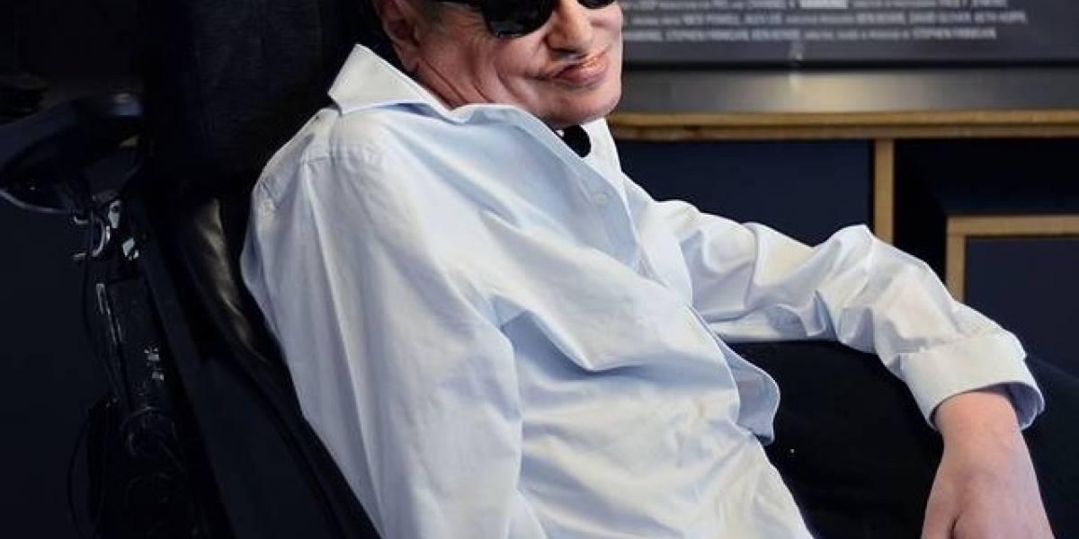 Sigue sorprendiendo: el último artículo científico que escribió Stephen Hawking acaba de ser publicado