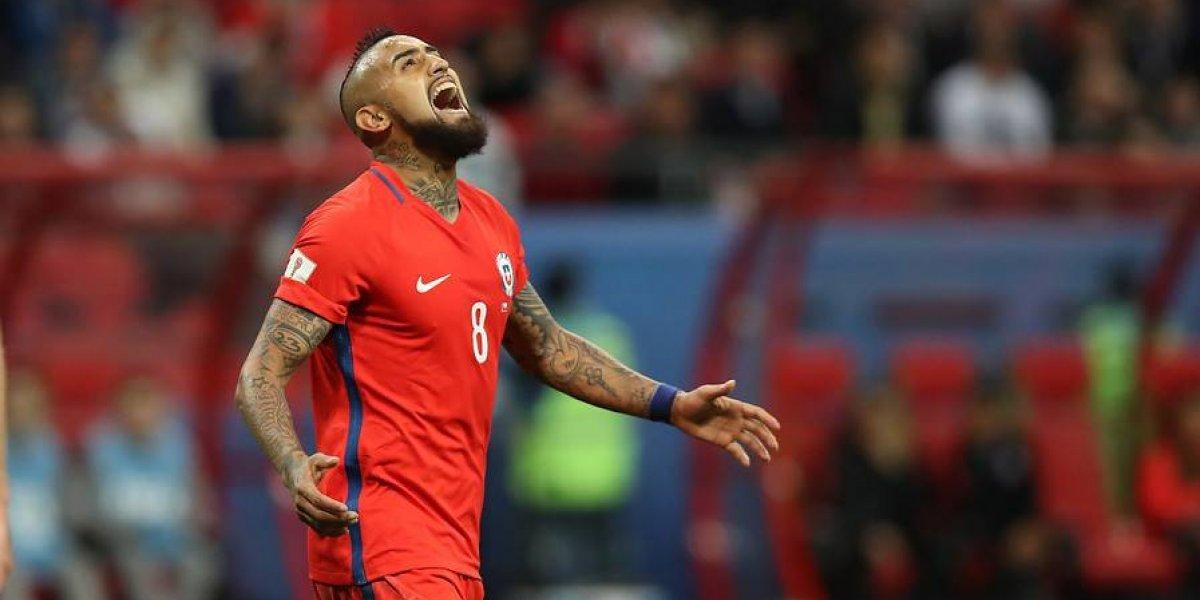 """En Perú quieren """"repasar"""" a Vidal: """"Me gustaría quitarle un balón y tener una dividida con él"""""""