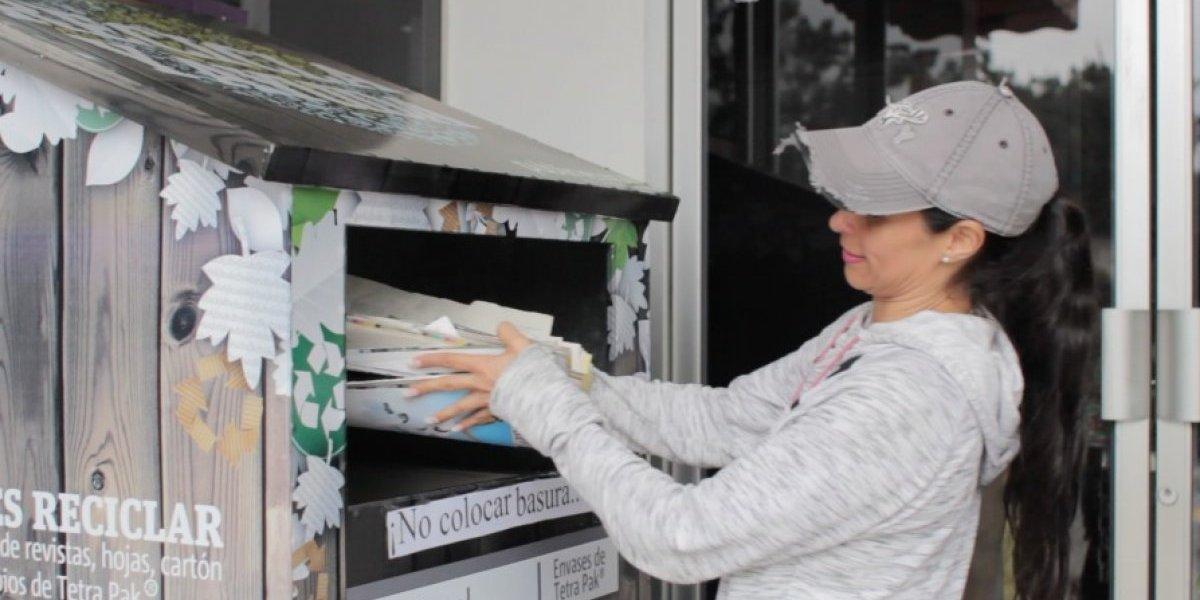 Recicla y Ayuda: Lleva tu reciclaje a nuestros puntos de acopio