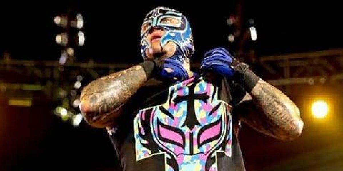 Rey Mysterio luchará en la Ciudad de México en su regreso a la WWE