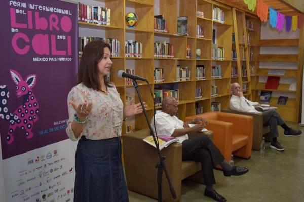 Feria del libro cali 2018