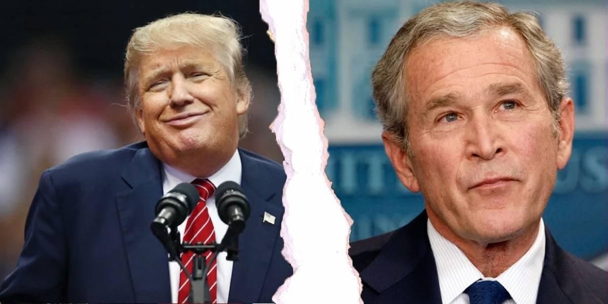 Stephen King compara a Trump con George W. Bush e internet explota