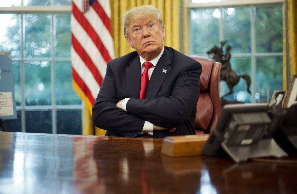 Donald Trump Foto: AP