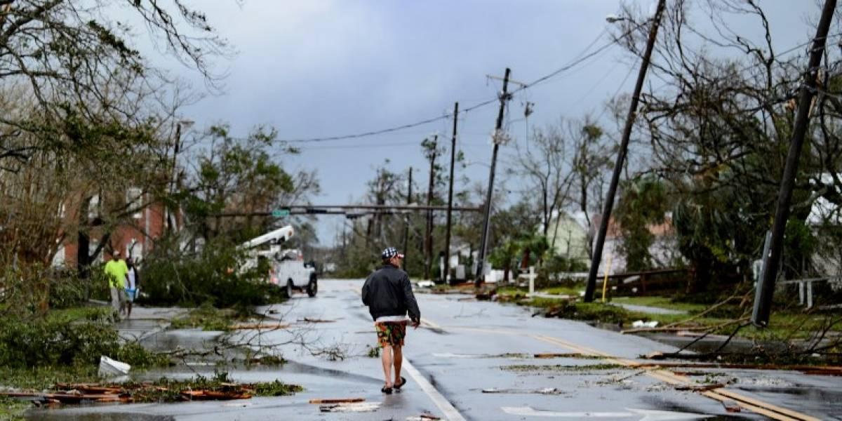 Michael se degrada a tormenta tropical tras devastar el noroeste de Florida