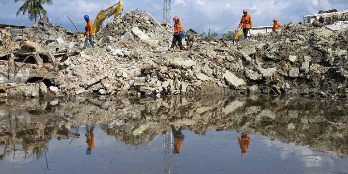 Finaliza búsqueda de desaparecidos por terremoto en Indonesia
