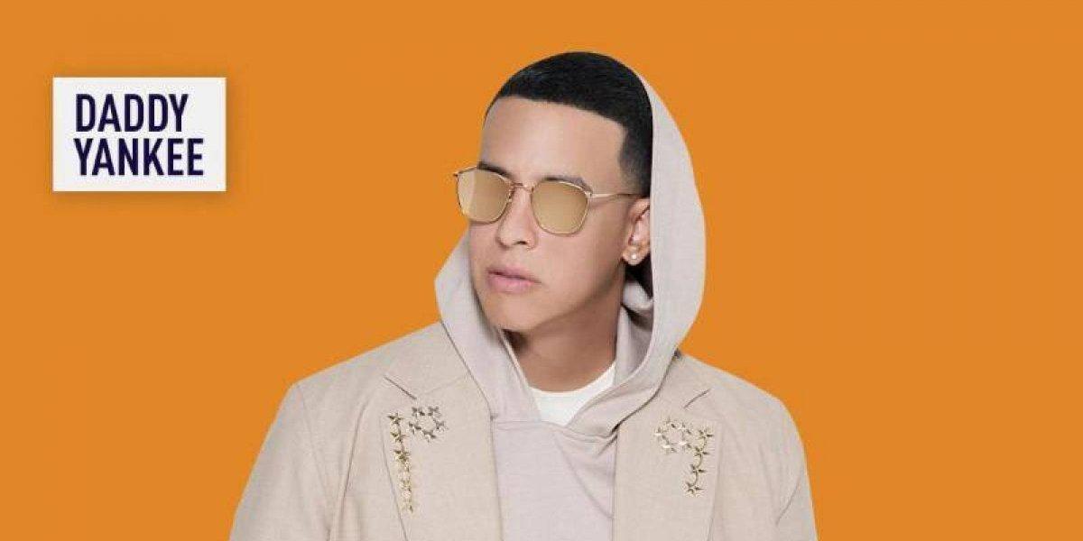 Otro para Daddy Yankee