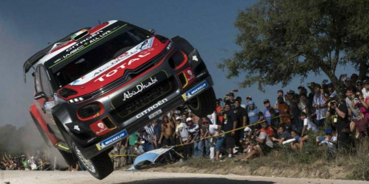 Es oficial: el WRC llega a Chile en 2019