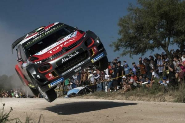WRC Argentina 2018