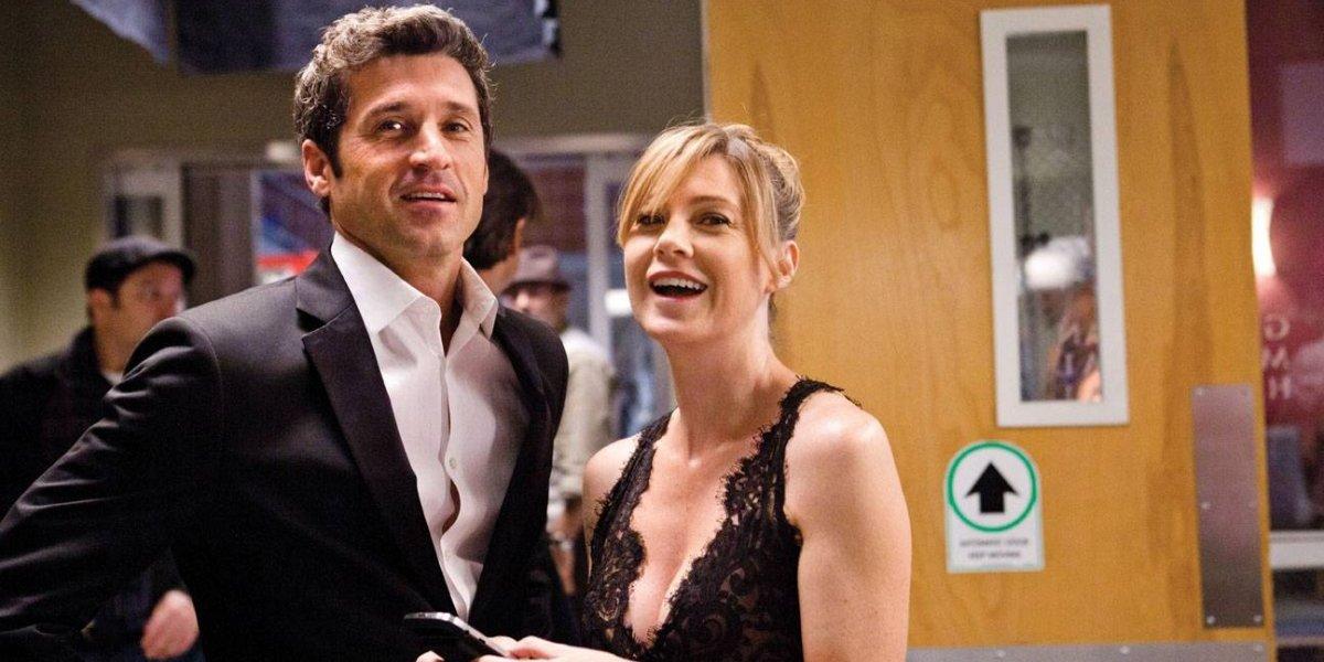 Grey's Anatomy: Patrick Dempsey relembra participação e fala sobre seu vínculo com Ellen Pompeo