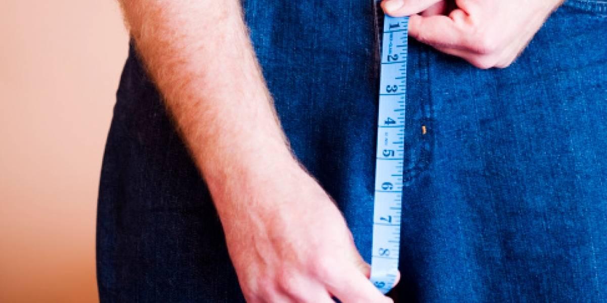 ¿El tamaño del pene disminuye conforme envejeces?