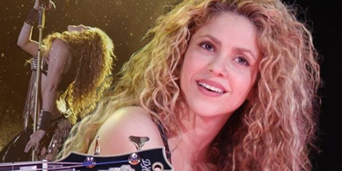 7 fotos que demuestran que Shakira ha vuelto a la cima