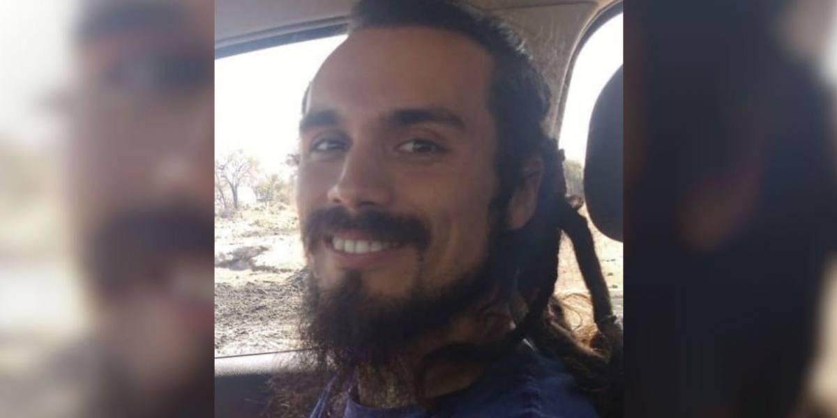 Joven chileno se encuentra extraviado en Sudáfrica y su familia inicia campaña para encontrarlo
