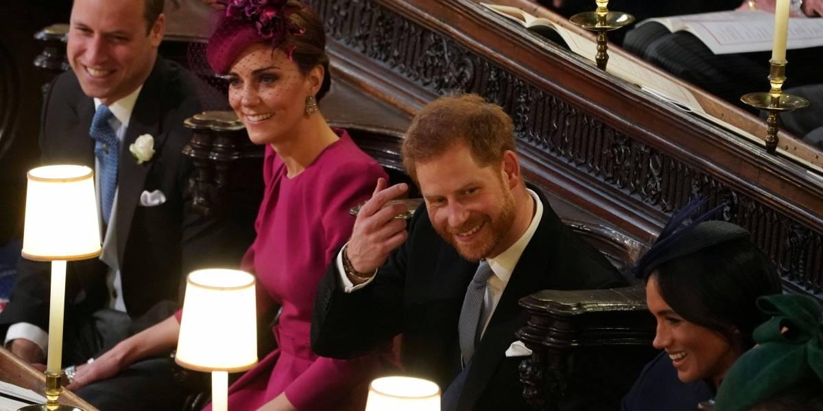 Quem ficou melhor? O duelo de estilo entre Meghan e Kate no casamento da princesa Eugenie