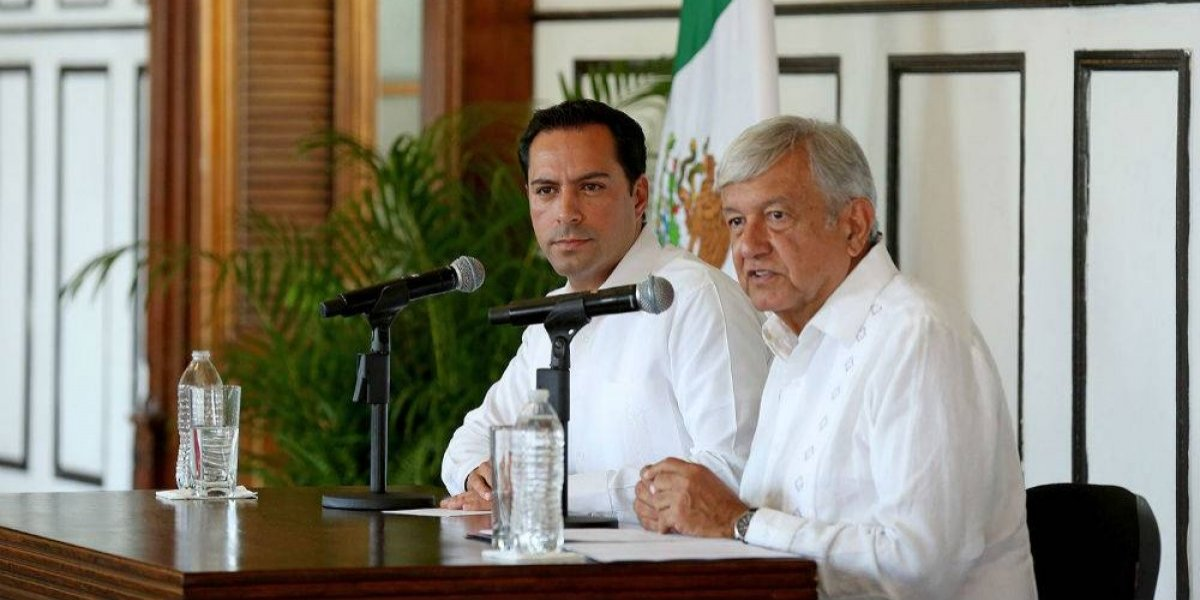 Hay recursos suficientes para la construcción del Tren Maya: Obrador