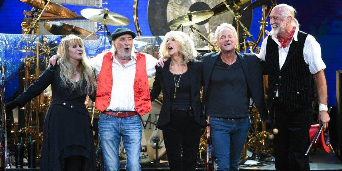 Lindsey Buckingham demanda a Fleetwood Mac