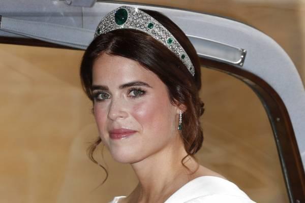 Se casa la princesa Eugenia