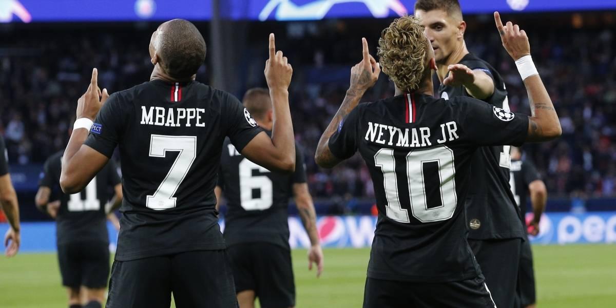 Escándalo en la Champions League: investigan arreglo de partido PSG-Estrella Roja
