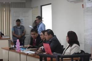audiencia de reparación digna del caso Lago de Amatitlán