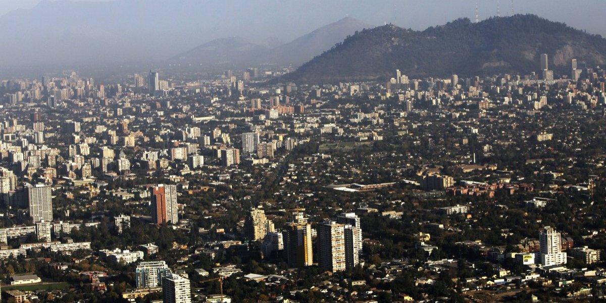 Arriendos en Santiago: metro cuadrado en el centro es más caro que en sector oriente