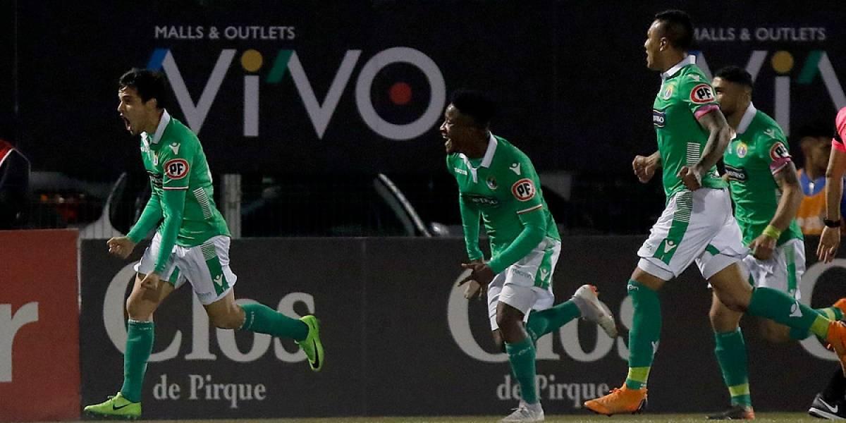 Audax Italiano alcanzó la final de la Copa Chile tras vencer a un corajudo Barnechea