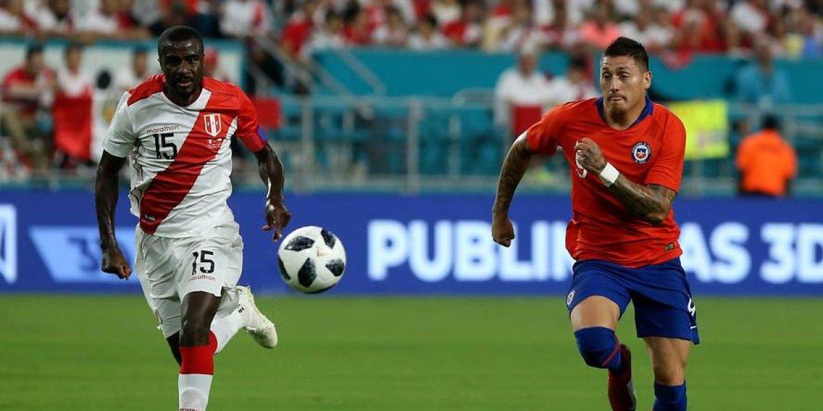 Así vivimos la goleada que sufrió Chile ante Perú en Miami