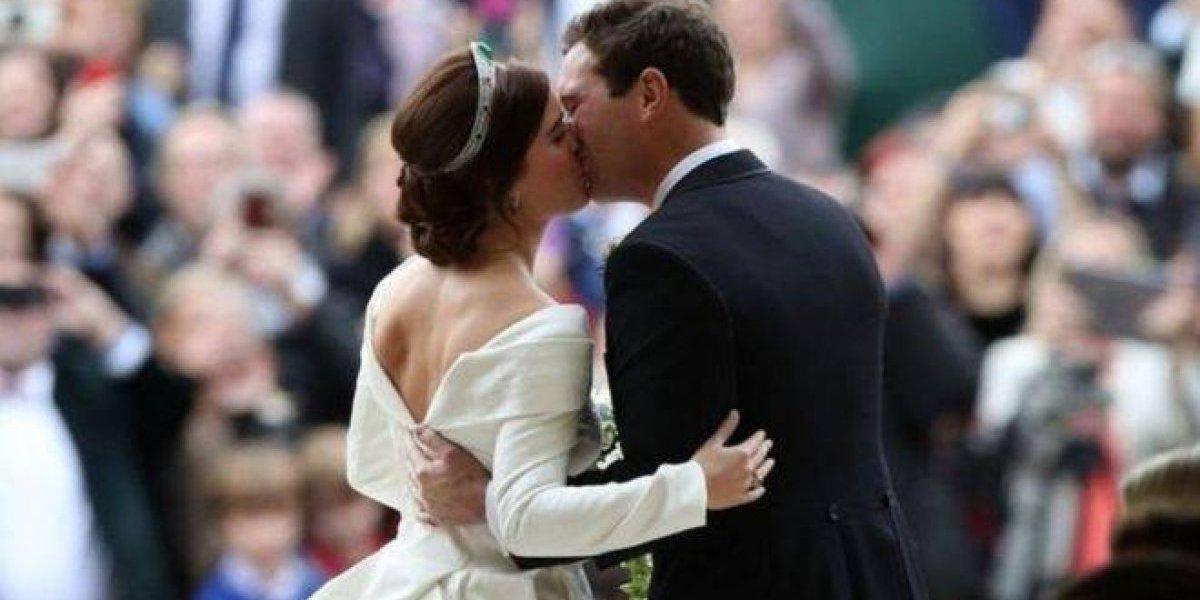 La razón por la que la princesa Eugenia quiso mostrar su cicatriz en su boda