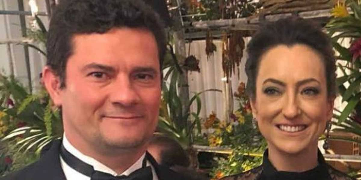 Mulher de Moro compartilha frase dita por Bolsonaro nas redes sociais