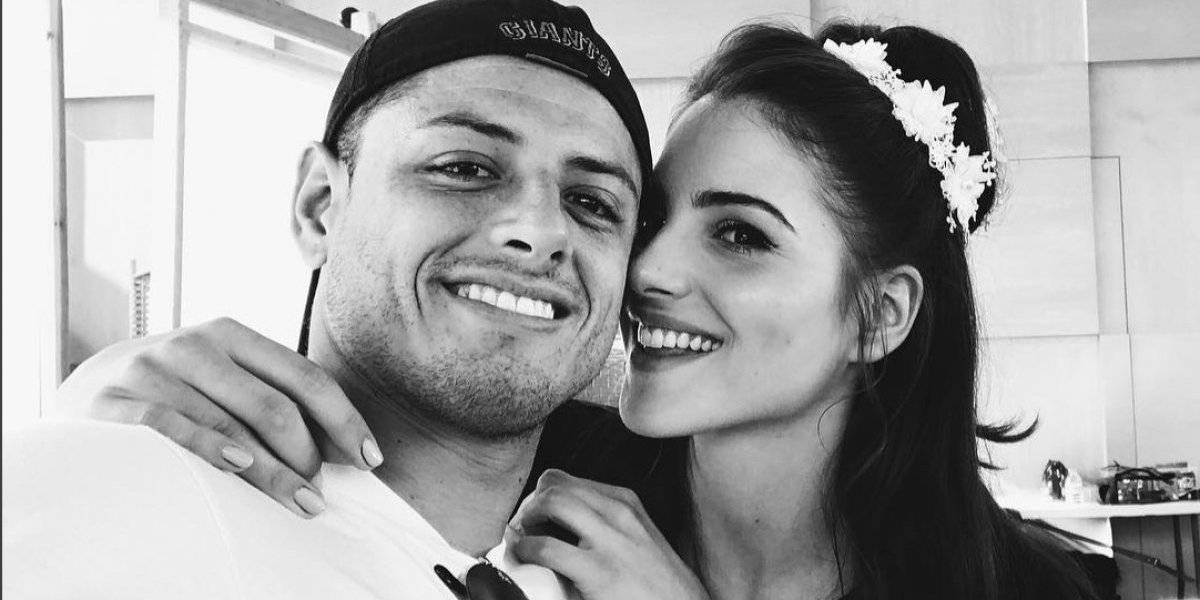 Andrea Duro manda mensaje a 'Chicharito' tras su nueva relación