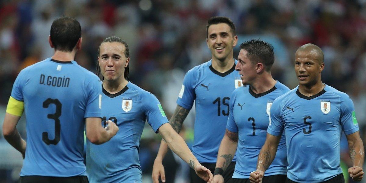 Uruguay juega en el lejano oriente ante Corea Del Sur