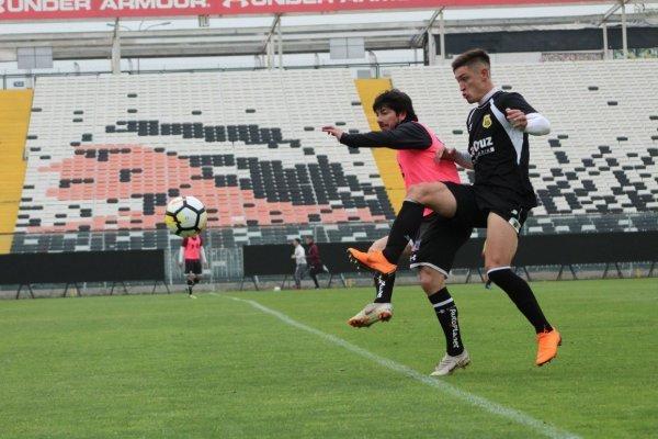 Colo Colo no gana ni a puertas cerradas / imagen: Twitter San Luis