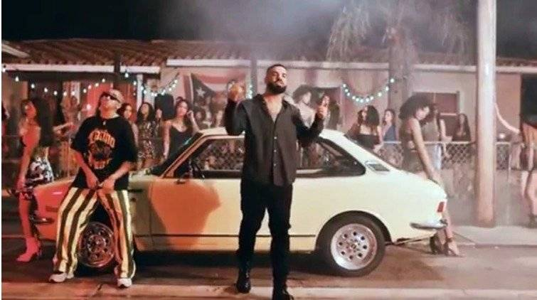 """Bad Bunny estrenó """"Mía"""", su anticipado dueto con Drake"""
