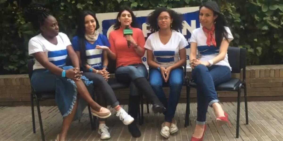¡Ejemplos que impactan! Con su trabajo estas jóvenes están reivindicando los derechos de las niñas