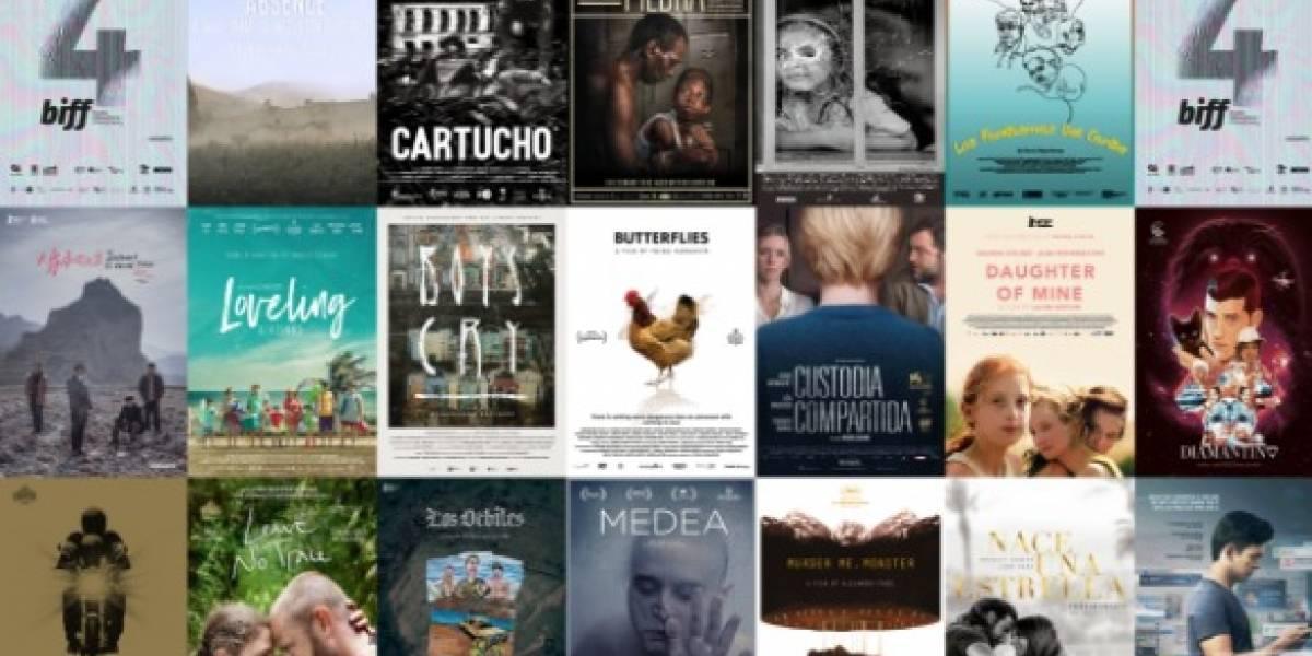 El Bogotá International Film Festival regresa con su cuarta edición
