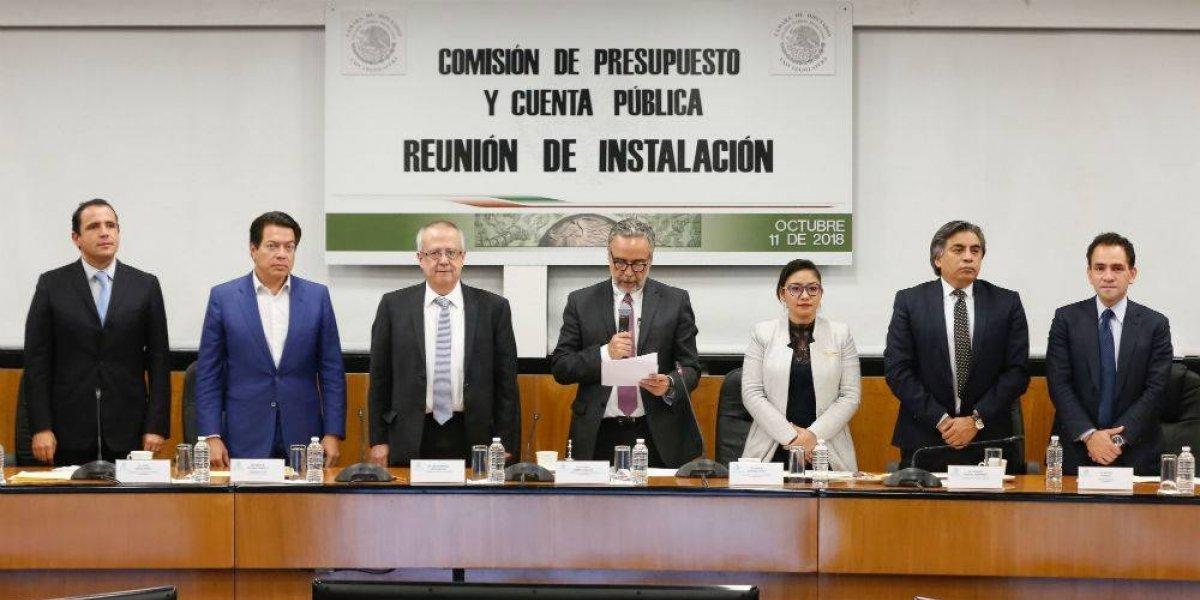 Presupuesto de 2019 alcanzará para todos, afirma Carlos Urzúa