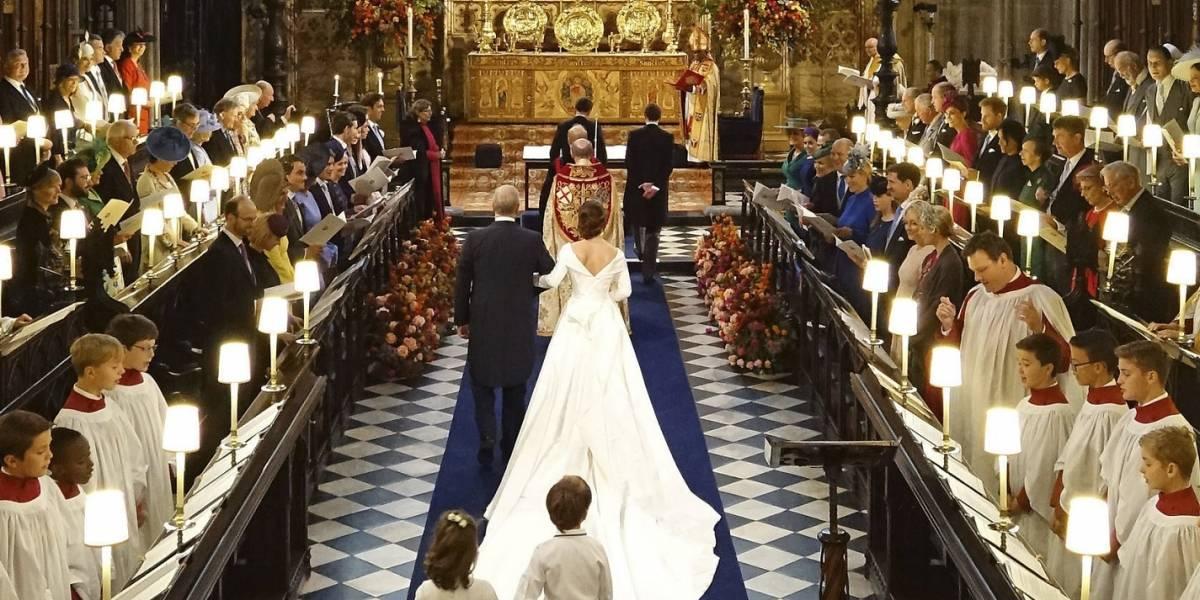 ¡Te contamos la razón! La segunda boda real del año no enamoró a los británicos como la de Harry y Meghan