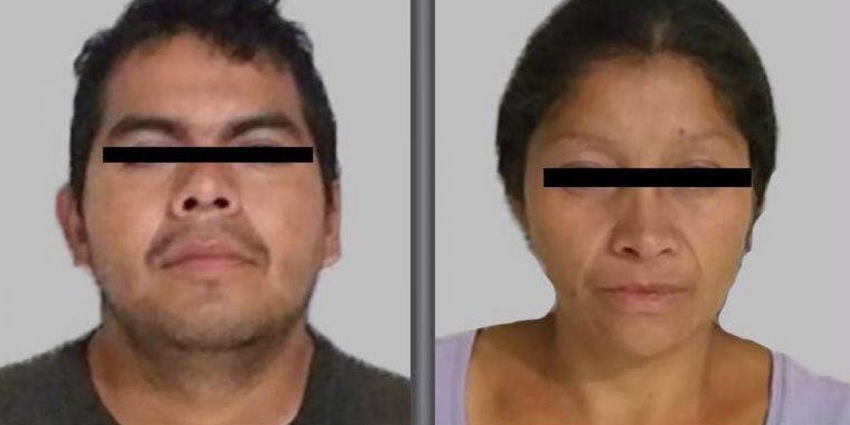 Vinculan a proceso a pareja de feminicidas de Ecatepec