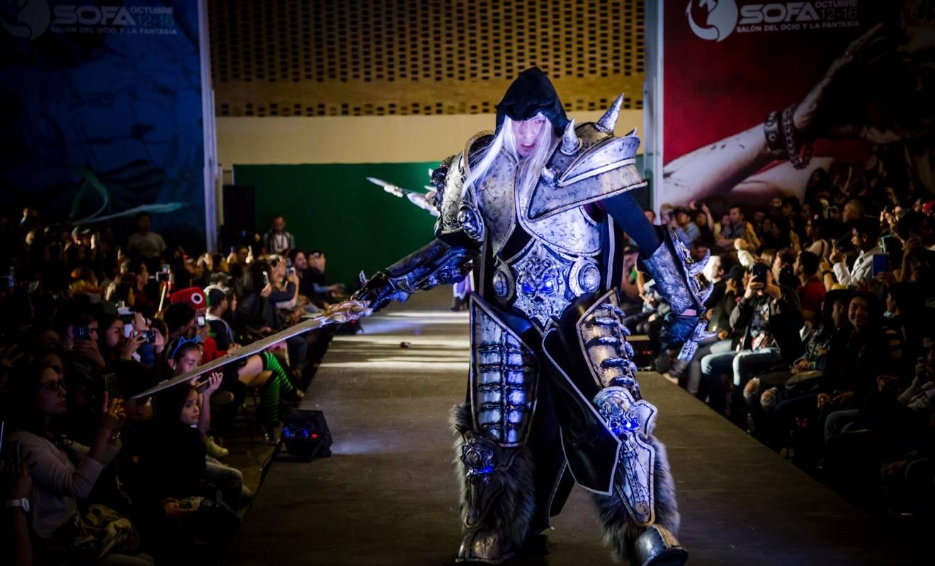 Ya llegó a Bogotá el Salón del Ocio y la Fantasía (SOFA), el evento geek más esperado de todo el año