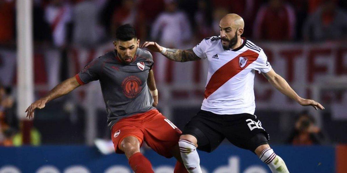 Independiente saludó a River burlándose de Boca y sus hinchas explotaron de rabia