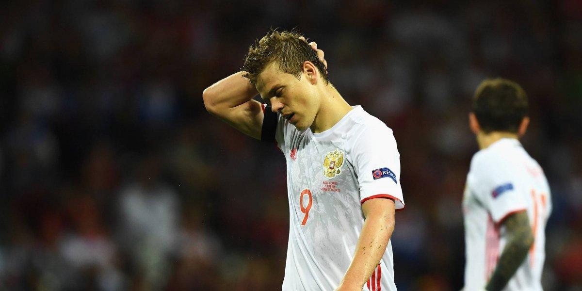 Tribunal ruso pide prisión preventiva para futbolistas rusos