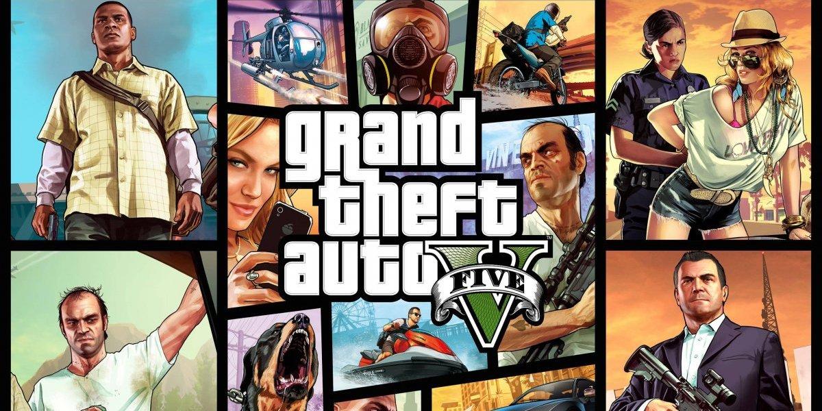GTA V estrena nuevo mod ultra realista