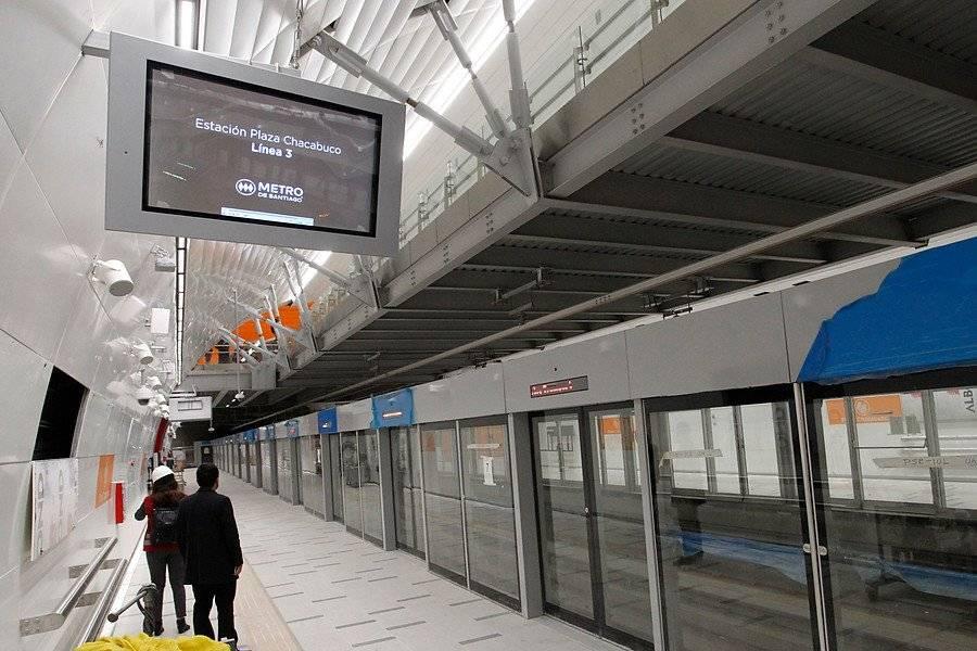 Inspeccionan Línea de 3 del Metro