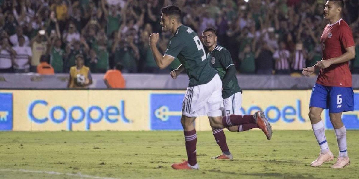 México consiguió su primera victoria tras el Mundial de Rusia