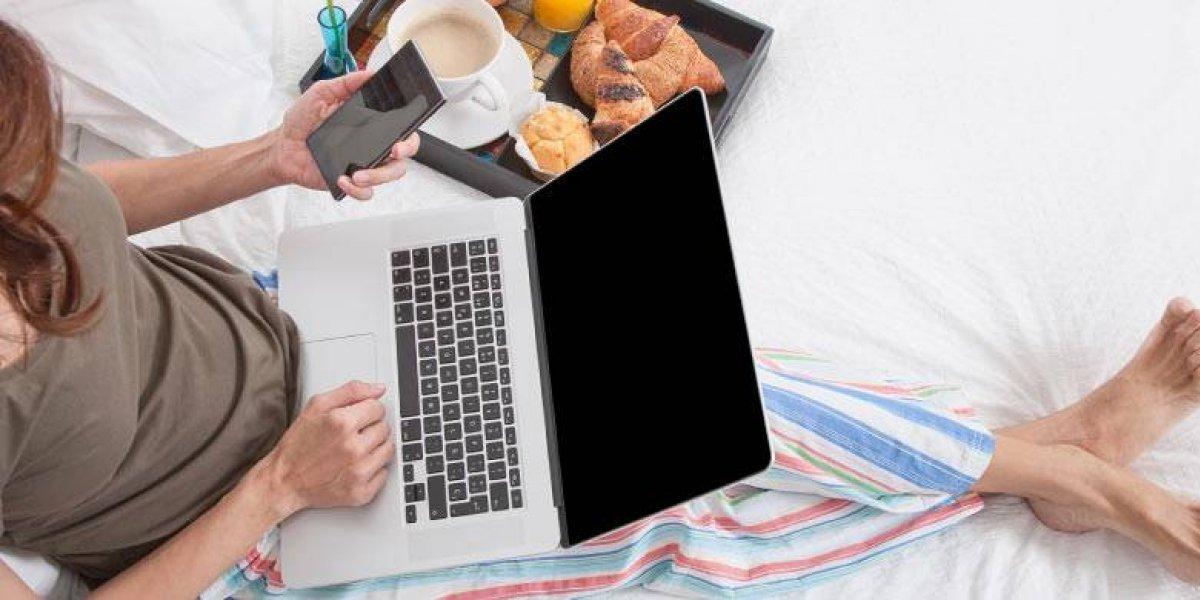 Cada vez más cerca de trabajar desde la comodidad de casa: diputados aprueban ley que regula el teletrabajo