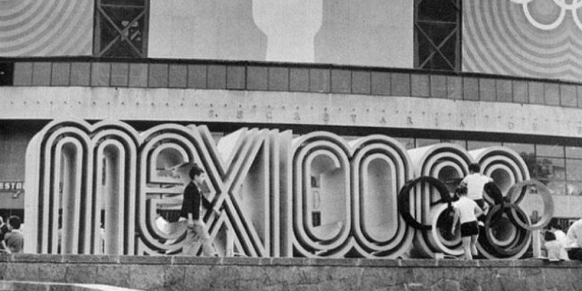 México conmemora los 50 años de los Juegos Olímpicos de 1968