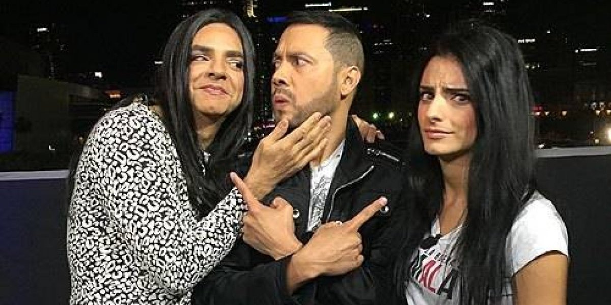 Presentador de Univisión revela ante cámaras y entre lágrimas su homosexualidad
